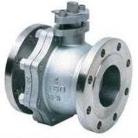 Quality Special Material Ck20(f310) Dn12~4, Api 2 Pcs Float Ball Valve Cast Steel Ball Valve for sale