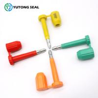 Quality YTBS 602 Bolt Seal Cargo Transport Ccustomized Security Seal red,white etc any color for sale