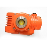 Quality CSA 90 Degree Turn ExdIICT4 150Nm Explosion Proof Actuator for sale