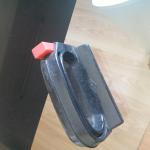 Manija del fusible de NT00 NT1 NT2 NT3 HRC, lluvia del color del negro del tirador del fusible del Nh última