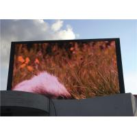 Quality Anti UV 10mm DIP346 Super Thin RGB Outdoor LED Video Wall For Building for sale