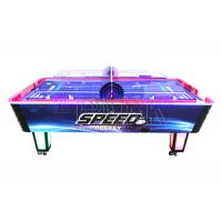 Quality High Gloss Painting Air Hockey Machine / Kids Playground Game Center Redemption Game Machine for sale