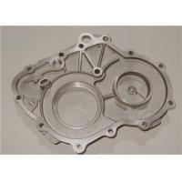 Buy ADC12 Aluminium Die Casting Parts , OEM / ODM Die Casting Auto Parts Cover at wholesale prices