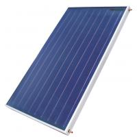Quality Homemade Water Heater Flat Plate Solar Collector 0.6MPa / 1.0Mpa Pressure for sale
