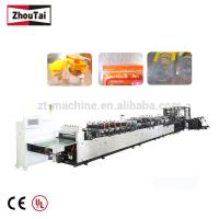 China Plastic Diaper Precision Bag Making Machine For Dry Bread Bag Easy Installation on sale