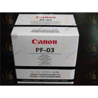 China Canon PF-03 Print Head for canon IPF printer on sale