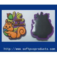 Quality Cute Cartoon Custom Fridge Magnets Wholesale , Personalized Refrigerator Magnetic Stickers for sale