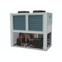 China Modular Air Cooled Packaged Chiller With Hydraulic Module , HFC-407C on sale