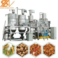 Quality Saibainuo Dry Kibble Dog Food Processing Machine Extruder Production Line for sale