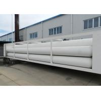 Quality Large Volume CNG Gas Cylinder Group 4130Q Material 914mm 715mm 559mm Length for sale