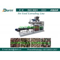 Quality Automatic Food Extruder Machine High - Tech 150kg/hour For Dry Pet Food for sale