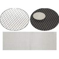 China 24x24 Mesh Count 0.3mm 1x30m Stainless Steel Wire Mesh Filter on sale
