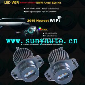 China E90 RGBW C REE LED Angel Eye, Wifi RGB Angel Eye for BMW e90 on sale