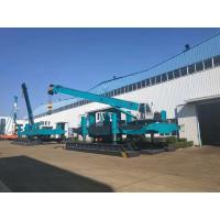 Quality Low Noise Hydraulic Pile Driving Machine , Construction Piling Machine for sale