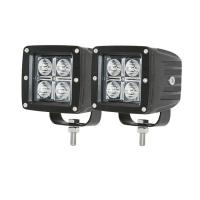 "Quality 4"" inch 12W LED Work Light Bar Spot Cubes Led Pods 10-30V Lamp Offroad Driving Fog light for sale"