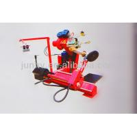 Quality Operating 24V Truck Tire Changer Max Wheel Diameter 1600mm Easy Installation for sale