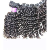 Quality China Human Hair Extension/Top Grade Virgin Human Natual Raw Hair for sale