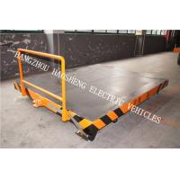 Quality Steel Tow Frame Atv Hauling Trailers , Utility Atv Trailer 8000kg Load Capacity for sale