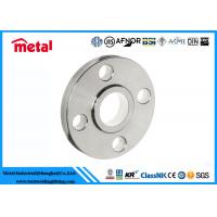 China Class 900 Weld Neck Orifice Flange , Oil / Gas System Threaded Reducing Flange on sale