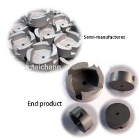 Quality Power Tool Parts H10 Tungsten Carbide Inserts Cvd Tool 90-92 HRA Head Hardness for sale