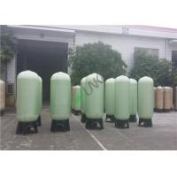 Quality Fiber Reinforce Plastic Water Tank With Up And Down Distributor for sale