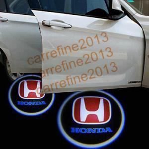 Quality 3D logo ghost shadow light/ LED door logo light for Honda Accord Crosstour for sale