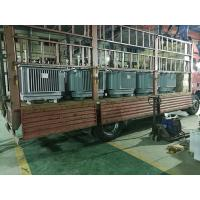 China S9 35(38.5)KV 500 Kva 3 Phase Transformer Compact Structure For Hospitals on sale
