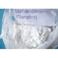 Quality Natural Androgenic Anabolic Steroid Oral Powder Dianabol CAS 72-63-9 Metandienone for sale