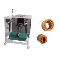 Quality Automatic Servo Motor Stator Coil and Wedge Inserting Machine SMT - QX08 for sale