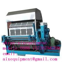 Quality fully automatic egg tray moulding machine for sale