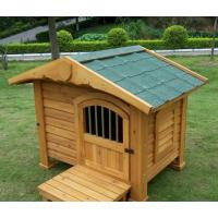 China Wooden Dog House on sale