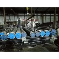 Buy API 5L GR.B Carbon Seamless Pipes with beveled ends and black painting at wholesale prices