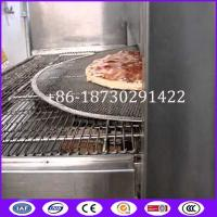Quality Pizza Convey Ladder Belt On Machine made in China for sale