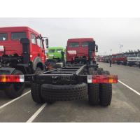 Quality Customized Heavy Duty Prime Mover Truck , 25 Ton 6x4 Beiben Tractor Truck for sale