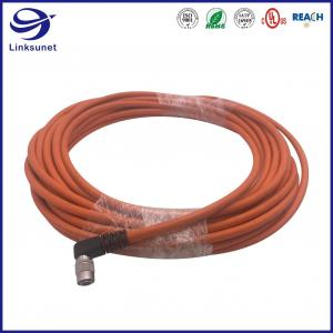 Quality Automotive electrical harness with HR10A Plug 26AWG Connector for sale