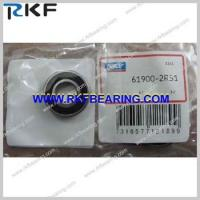 Quality Miniature Ball Bearing SKF 61900-2RS1 10X22X6 mm for sale