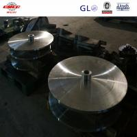 Quality Durable CNC Machining Part Welding ASTM Heavy Steel Fabrication For Port Machinery for sale