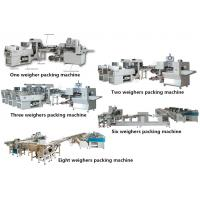 Quality Automatic Pillow Dry Noodle Packaging Machine Filling And Sealing Large Capacity for sale