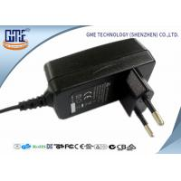 Buy EU Plug 3.3V 5V 6V 7.5V 9V 12W Universal AC DC Adapters For Speaker at wholesale prices
