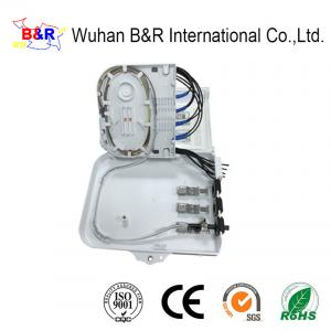 Quality Waterproof PC Alloy 8 Port FTTH Termination Box for sale