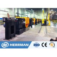 Quality Wire Metal Drawing Machine , Contact Wire Drawing Plant For Cu-Sn Copper Magnesium for sale