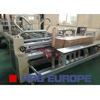 Quality HRB-2800S Siemens System Carton Folding And Gluing Machine For Carton Box for sale
