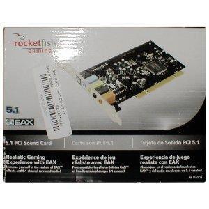 Quality RF-51SDCD 5.1 Ch. PCI Sound Card for sale
