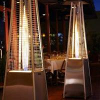 China Flame Patio Heaters, Made of Stainless Steel on sale