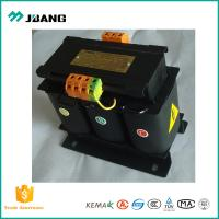 Quality 400v - 220v Single Phase Dry Type Power Transformer Control Machine Tool JBK5 series for sale