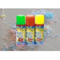 Quality Biodegradable Party String Spray Non Falammble 250ml Eco - Friendly No Pollution for sale