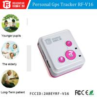 China Cell phone gps tracking software real time tracking child sos gps tracker gps cell phone on sale