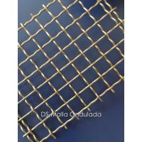 Quality Food Industry Crimped  Wire Screen Mesh  Aisi304 316L Non - Toxic Food Grade for sale