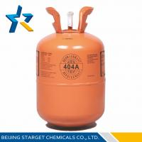 Quality R404A 99.8% Refrigerant Commerical Cryogenic Refrigeration Replacement For R-502 / R-22 for sale