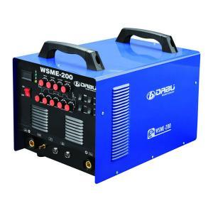 Quality WSME TIG Welding Machine Superior TIG 250A AC/DC HF VRD With Pulse for sale